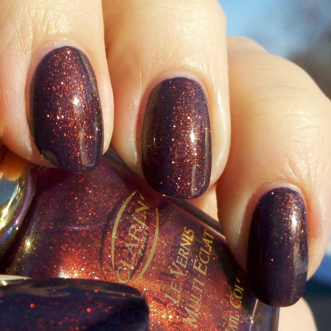 The ugliest nail polish I ever saw in my life and its 150 dollars ...