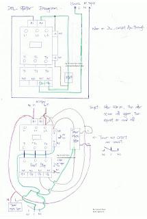 Vinca's Blog : DOL Starter Wiring Diagram