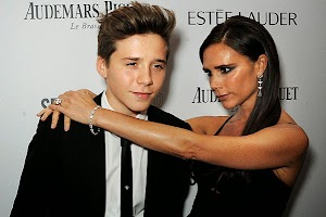 Woman of the Year:Victoria Beckham and other celebrities