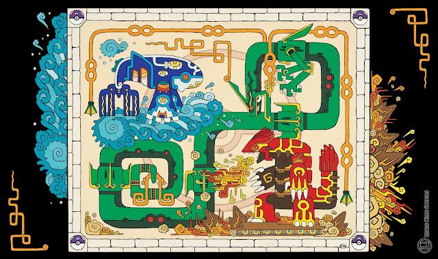 10 Pokémon baseados na mitologia e folclore japoneses