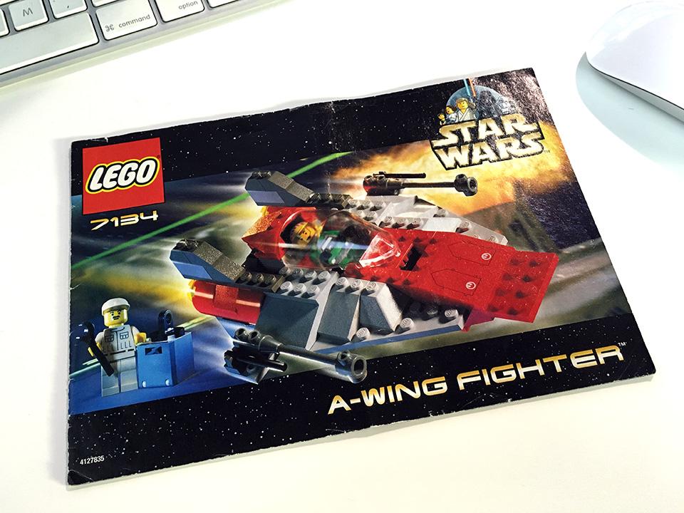Lego Star Wars Collector