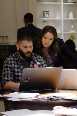 Guillermo Diaz and Katie Lowes in Scandal Season 6 (21)