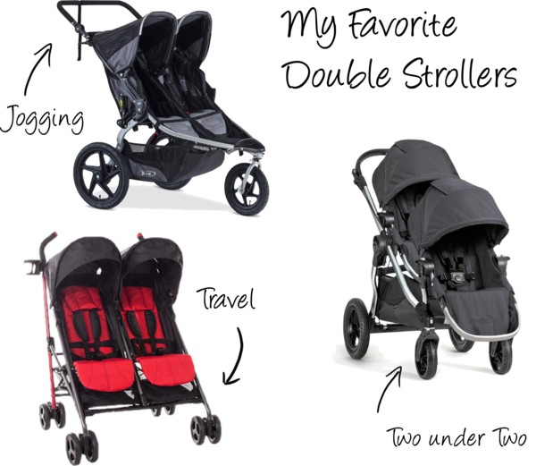 Favorite Double Strollers