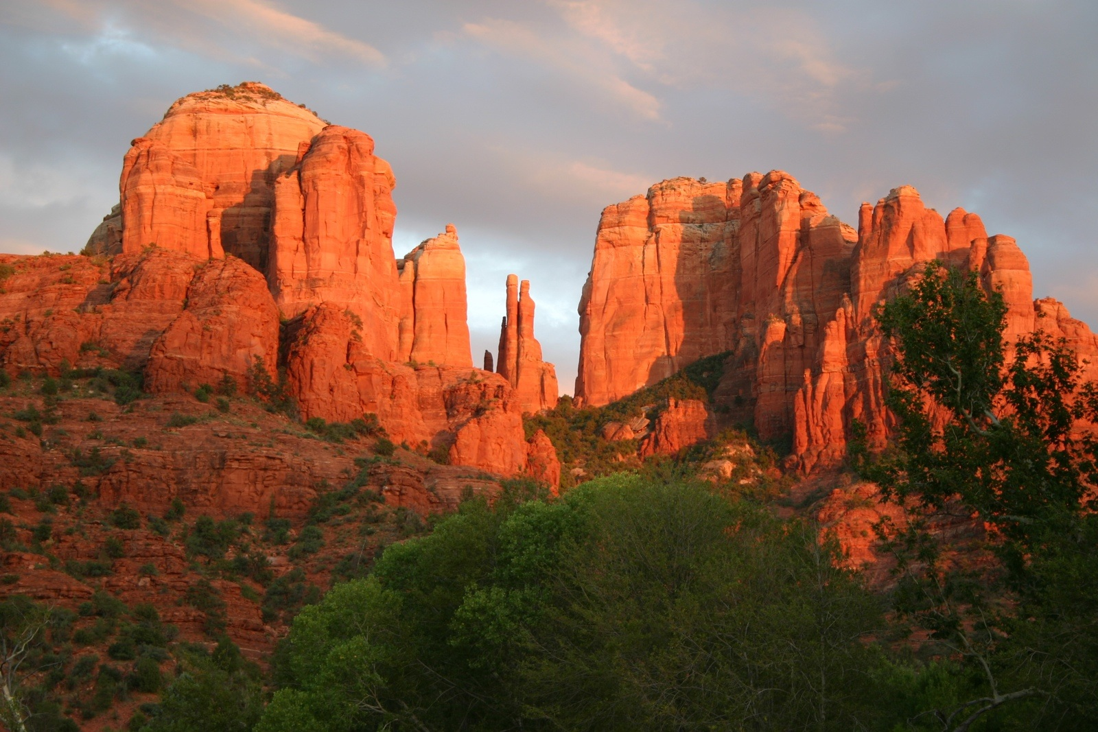 Pictures Red Rocks Arizona United States Of America