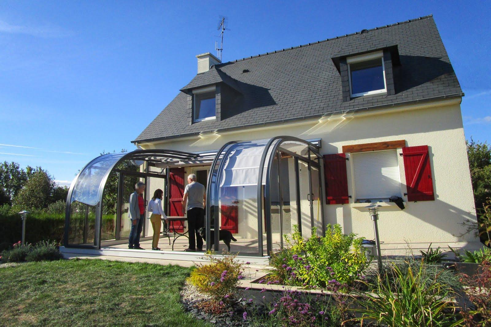 Abris Terrasse Mobile Projet Piscine Inspirez Vous Des