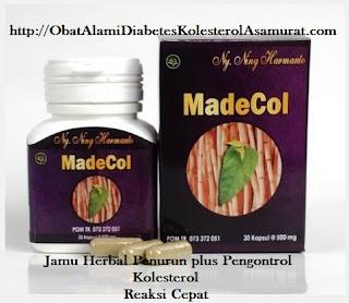 Obat Herbal Alami Penyakit kolesterol Solusi Tradisional untuk Mengatasi