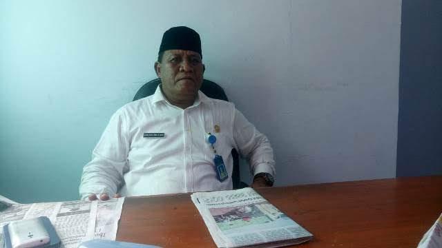 Kepala Bidang PTK Dikbudpora Kabupaten Bima, H Asrarudin SH, M.Pd