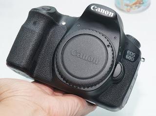 Jual Canon EOS 60D DSLR bekas