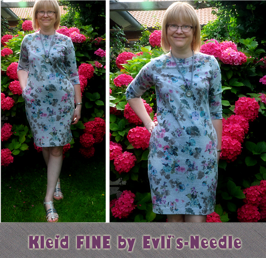 Kleid Fine by Evli`s-Needle