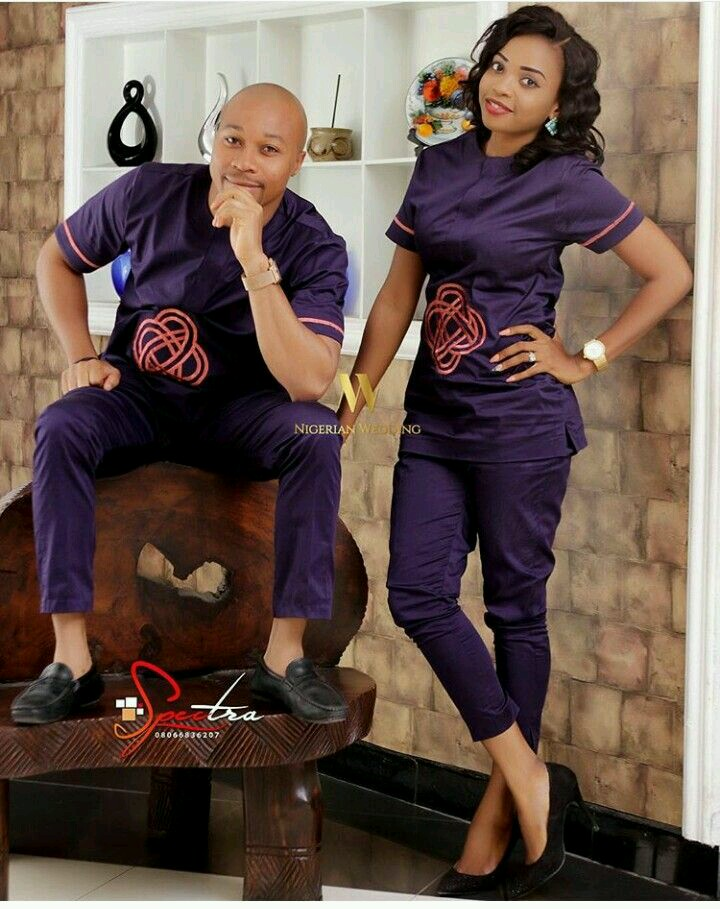 Trendy Ankara Latest Fashion Styles For Couples Download