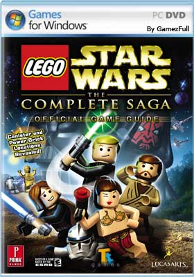 Descargar LEGO Star Wars The Complete Saga pc full español mega y google drive.