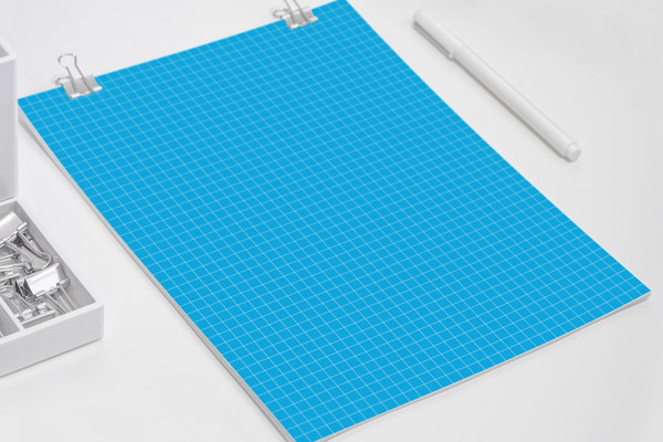 Clean Contemporary Paper Mockups by pstutorialsws