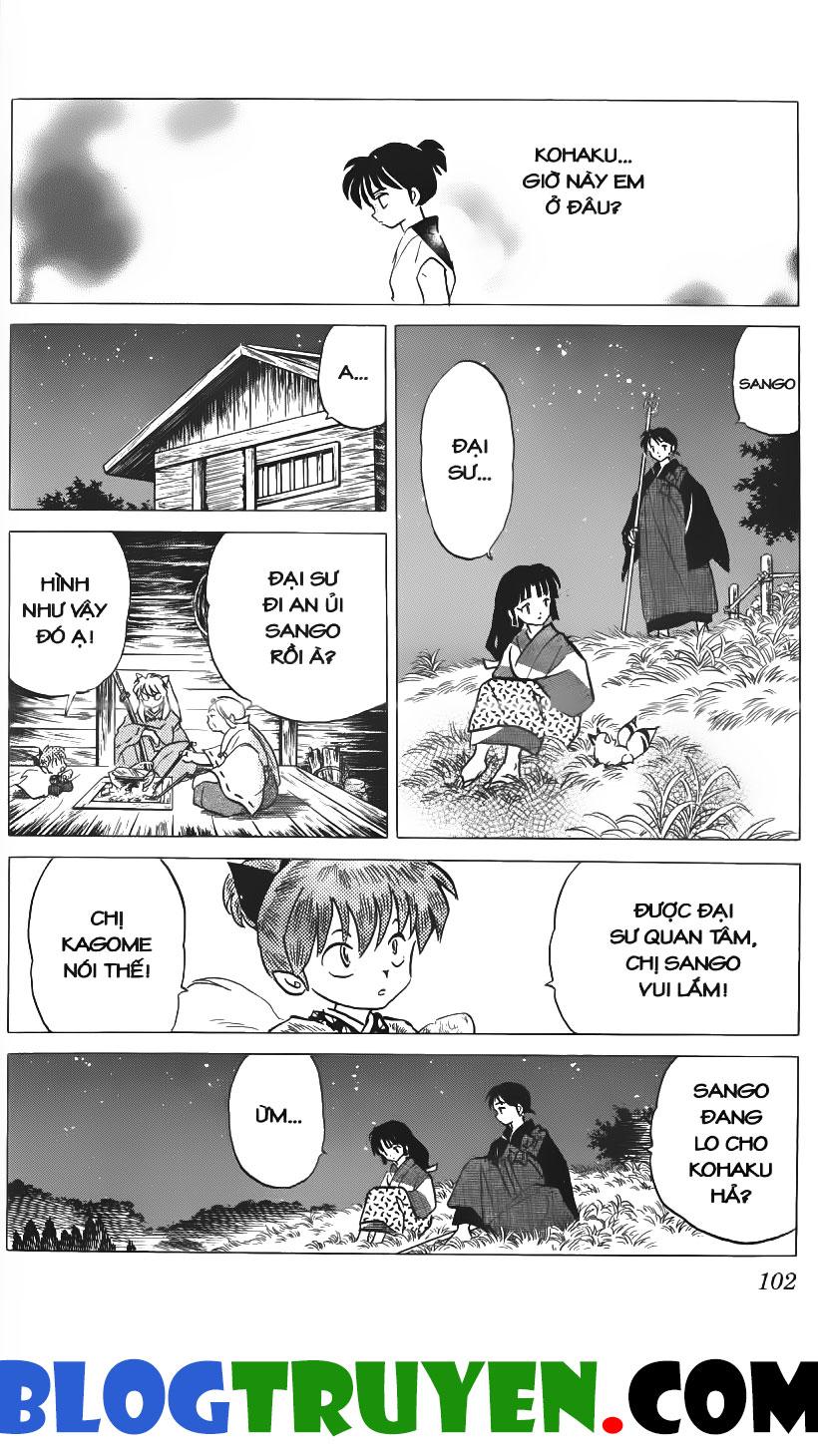 Inuyasha vol 23.6 trang 9