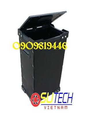 thung nhua pp carton