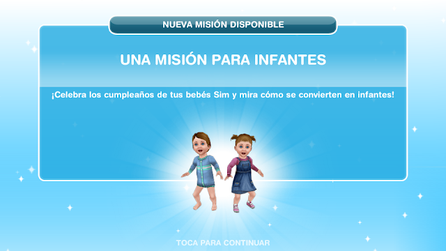 Los Sims Gratuito Una Misión Para Infantes The Sims Freeplay Fans