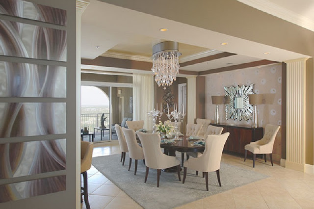 Appealing Living Spaces Dining Room Sets