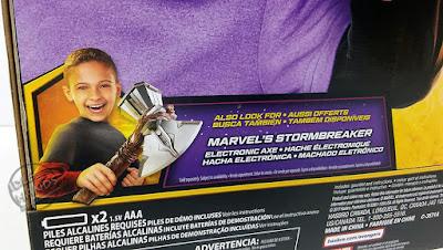 Hasbro Marvel Avengers Infinity War Thor's Stormbreaker Hammer