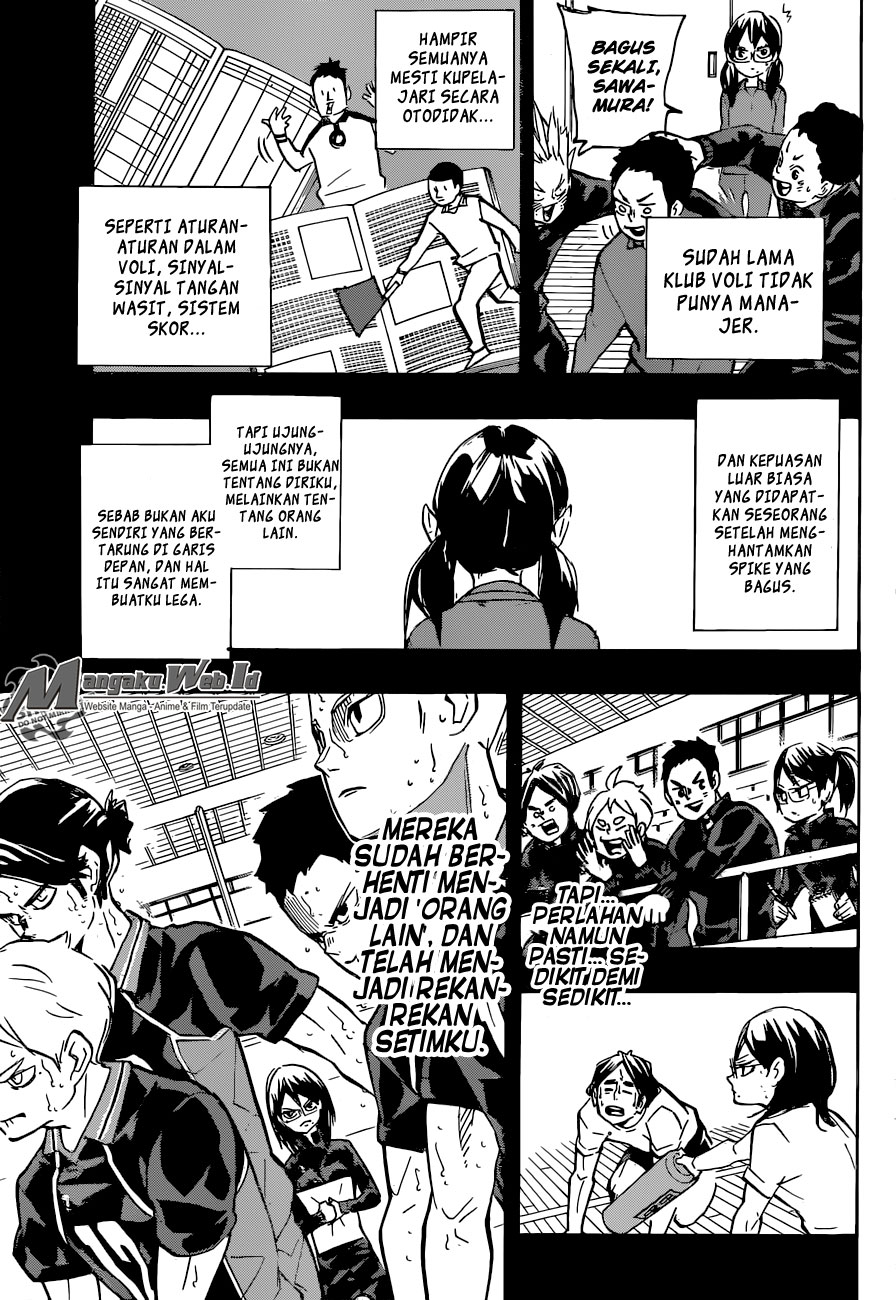 Haikyuu Chapter 232-8