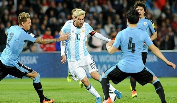 Prediksi Uruguay vs Argentina