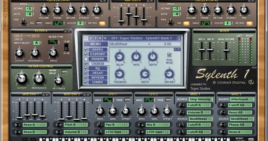 sylenth 2.21 mac