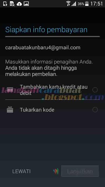 Cara Daftar Email Baru di Gmail Indonesia