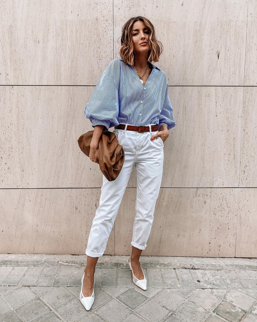 We Love This Simple, Classic Outfit Idea