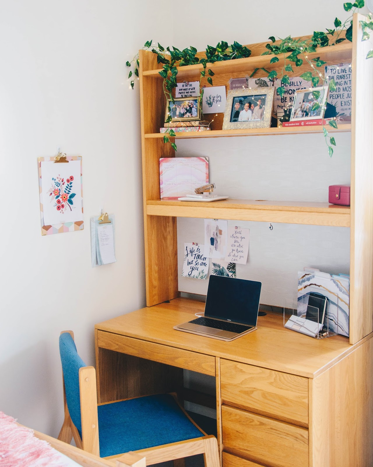 By Rabeyah | A Life & Style Project: Dorm Room Decor