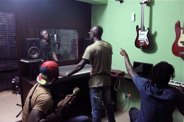 Blackwood Music Studio Lagos Nigeria