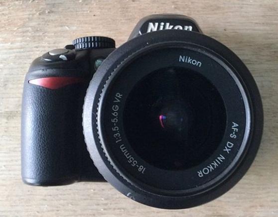 Kamera Nikon D3100 Lensa Kit 18 55mm Toko Tukang Foto Kaos
