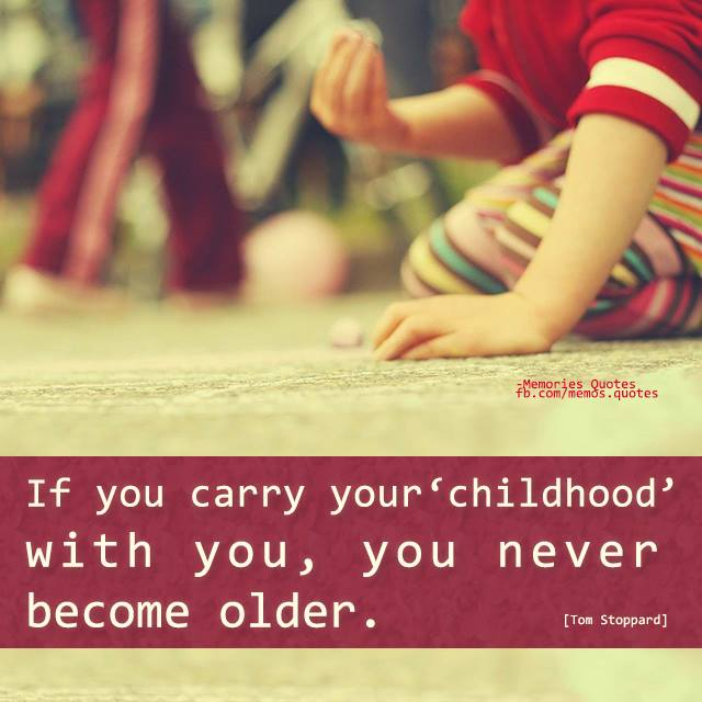 Childhood Quotes For Facebook Whatsapp Instagram