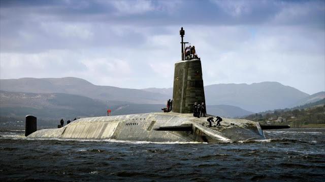 Denuncian presencia de submarinos nucleares en las Malvinas