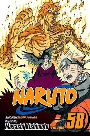 Naruto Tomo 58