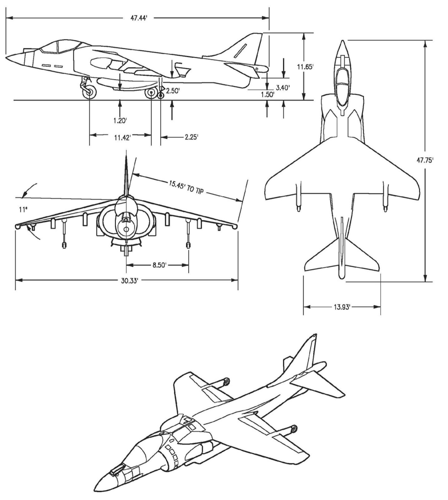 Hist'Aero: Les Marines américains et le Harrier
