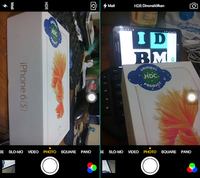 kualitas kamera iphone hdc