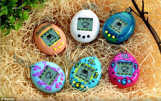 1990s Music Toys : Tamagotchi and other awesome s toys that we miss