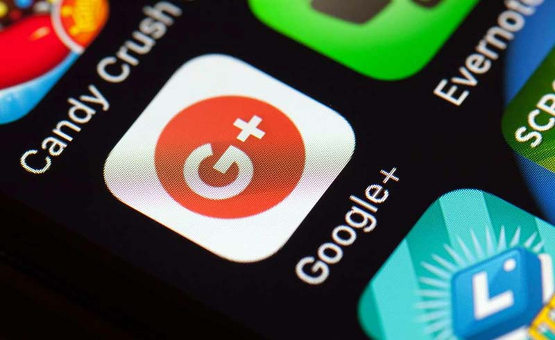 Google+ ghost town