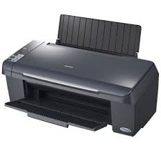 Scanner together with Copier volition come across abode or small-scale concern job requirement together with has a proficient pri Epson Stylus CX4300 Driver Downloads