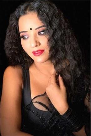 Bhojpuri film sensation Monalisa