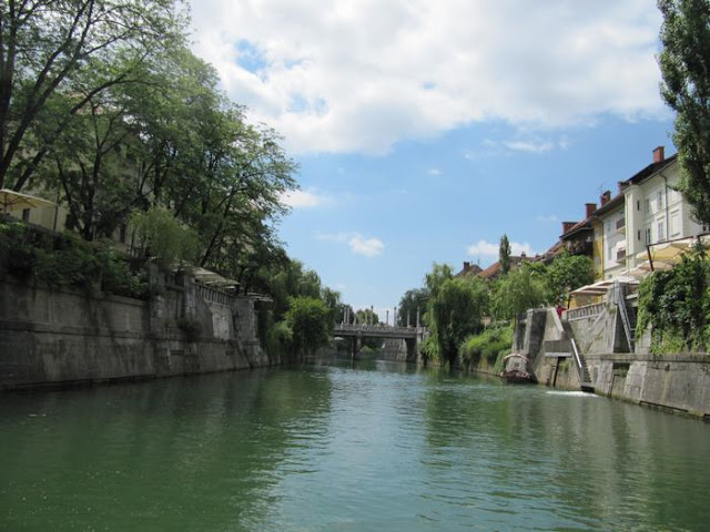 río Ljubljanilla
