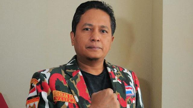 Wasekjend Laskar Merah Putih: PBB 1000% tak akan ke Capres Petahana!
