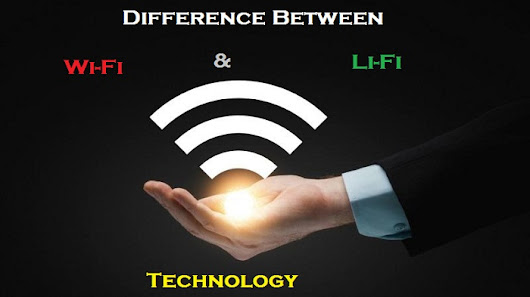 What Is Basic Difference In Wifi And Lifi Technology