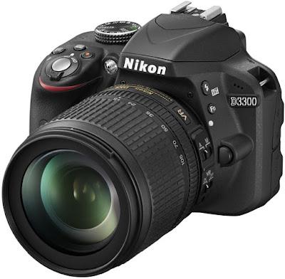 Nikon D3300 (18-105 mm VR)