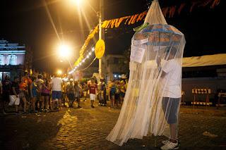 Tama, Brazil, Carnival, Zika, VPN, Secure Messenger, SumRando Cybersecurity