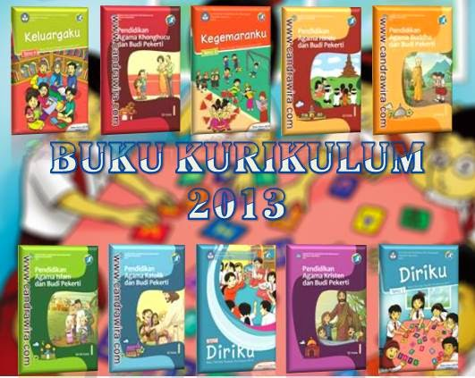 Download Kumpulan Buku Pegangan Guru SD/MI Kuriulum 2013 Versi Terbaru
