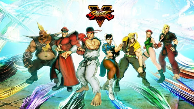Street Fighter V: Guia oficial do game disponível no canal do youtube
