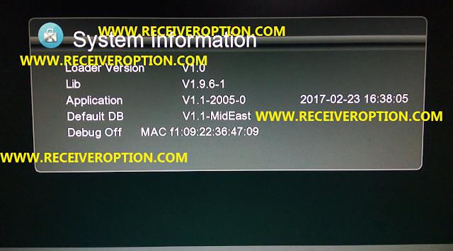 GX 6605S 5815 V4.1 AUTO ROLL POWERVU KEY NEW SOFTWARE  BY USB