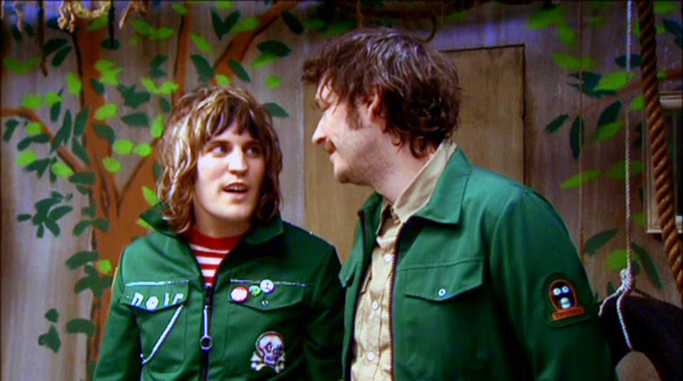 Mirror World Mighty Boosh