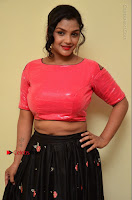 Telugu Actress Mahi Stills at Box Movie Audio Launch  0063.JPG