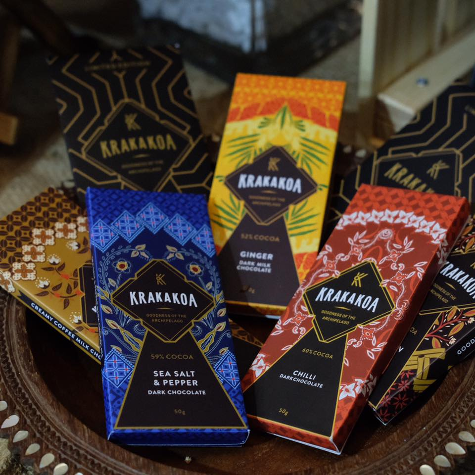 Krakakoa - Fine Indonesian Chocolate Is Just Landed In Singapore ...