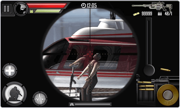Contract-Killer: Sniper